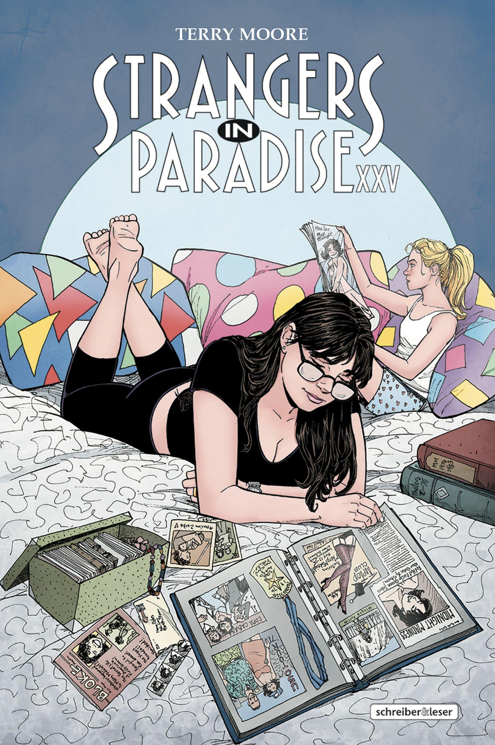EINMALIGE VERWENDUNG Kultur/ Comics/ Strangers In Paradise