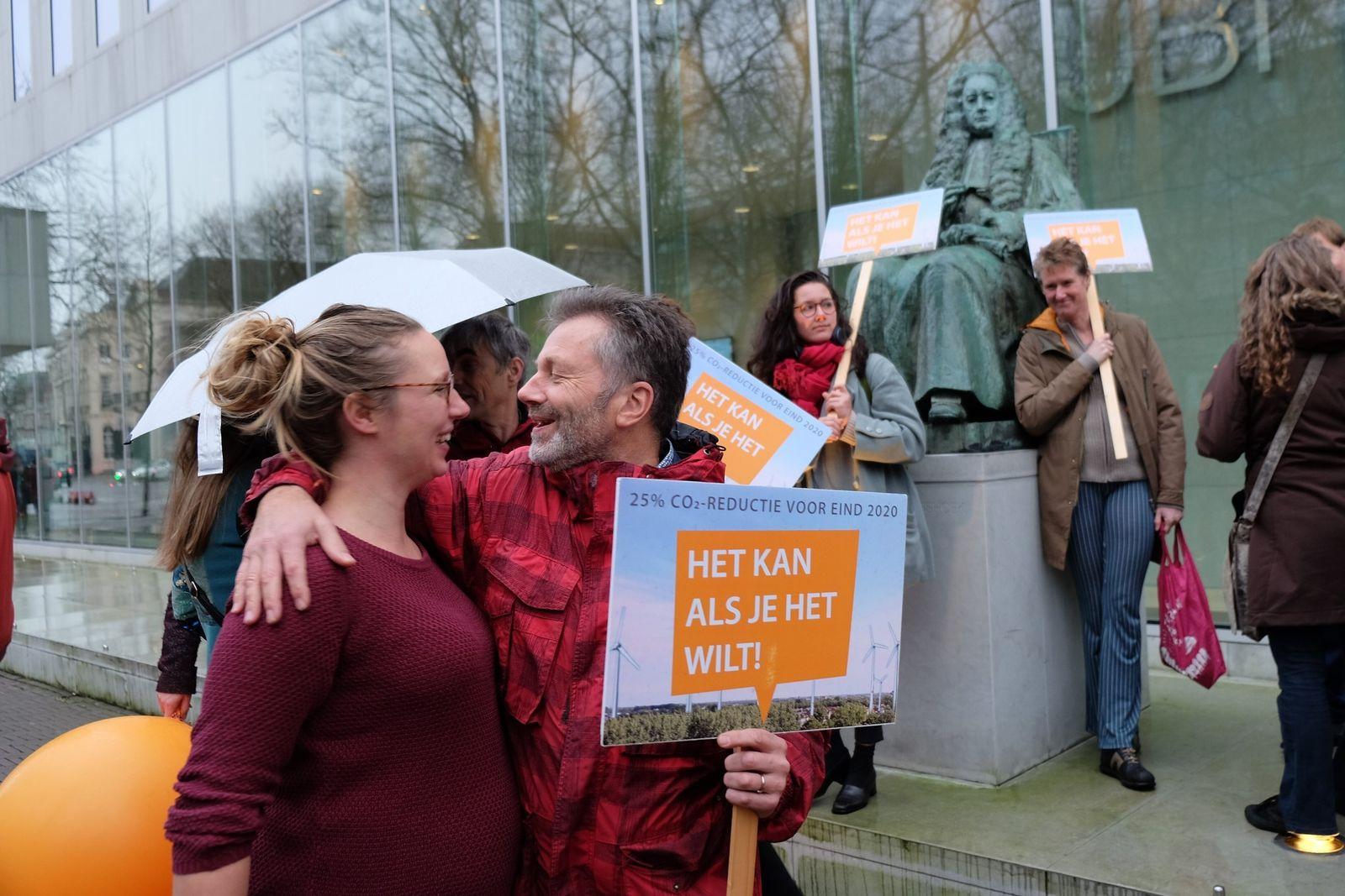 Netherlands Climate Case