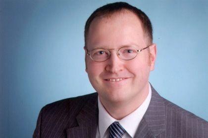 Joachim Enders, 38, ist Professor für Kernphysik an der TU Darmstadt