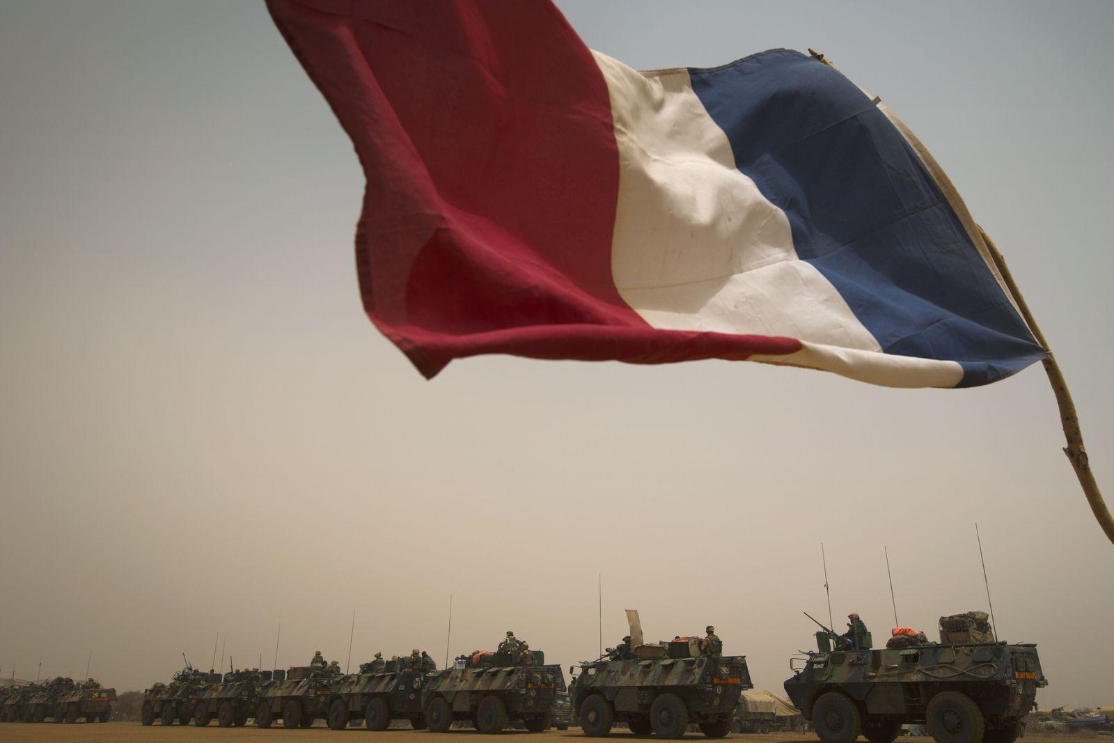 Mali/ Operation Gustav