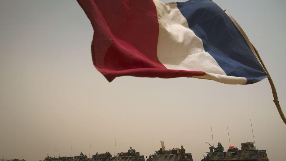 """Französische Panzer bei Gao: """"Operation Gustav"""" gestartet"""