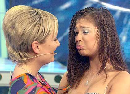 """""""Superstar""""-Kandidatin Struhler (r.): """"Krieg passt da nicht rein"""""""