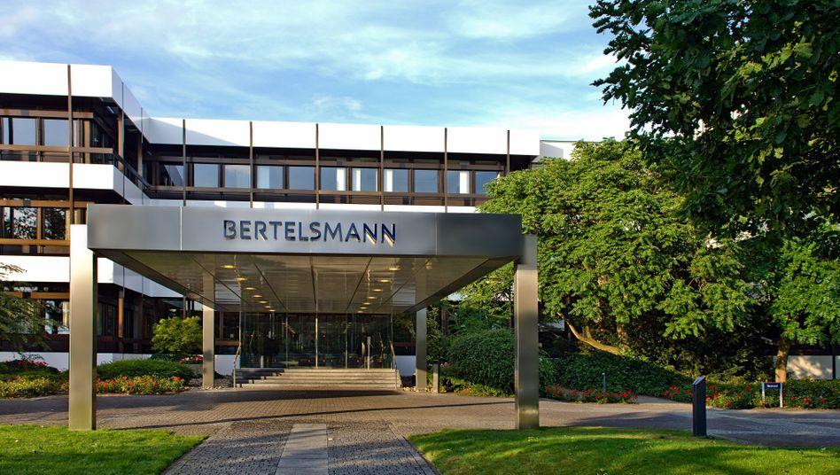 Bertelsmann-Zentrale in Gütersloh