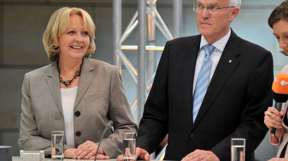 Landtagswahl: NRW hat entschieden