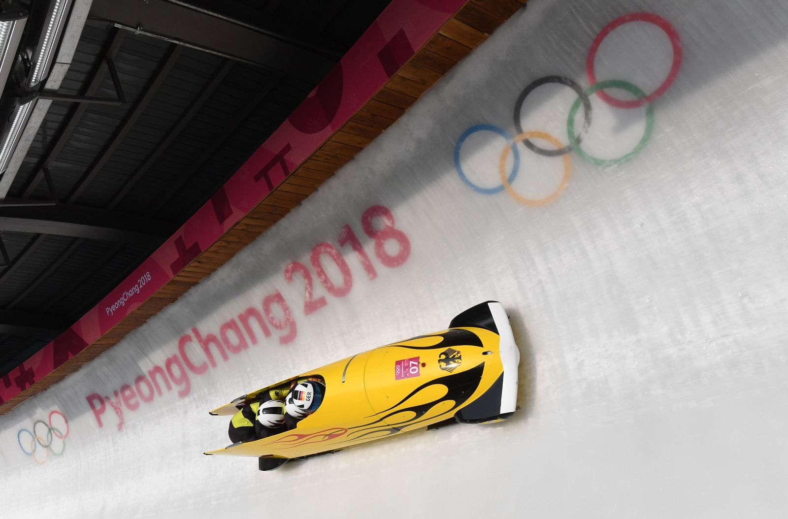 Pyeongchang 2018 - Bob