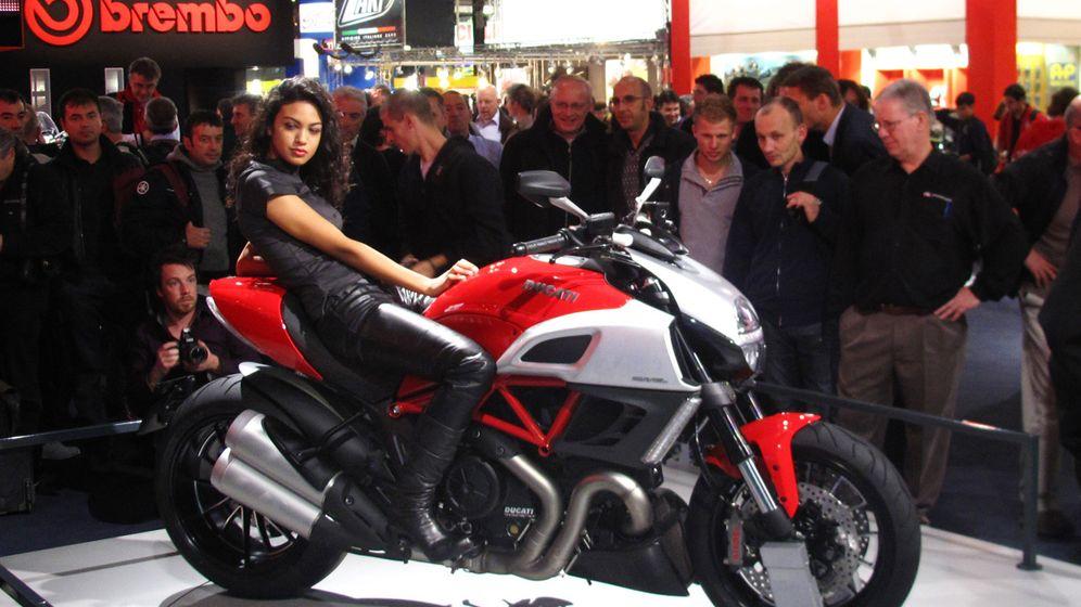 Motorradmesse Eicma: Ducati, BMW und Honda retten die Show