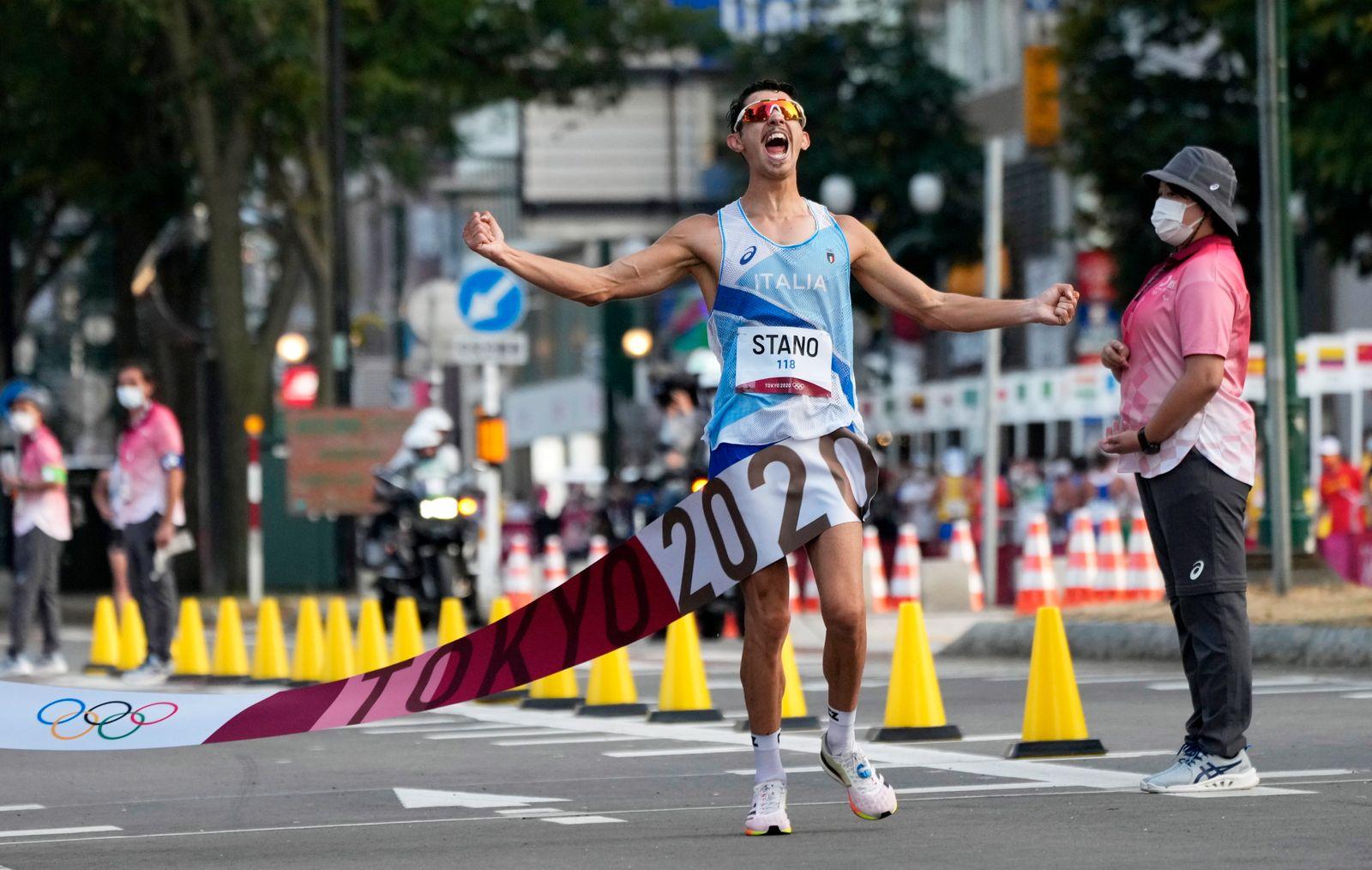 Olympic Games 2020 Athletics