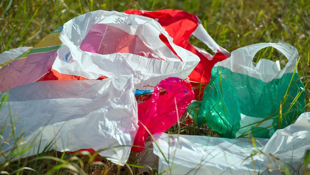 Plastikabfall: EU will Regeln gegen Plastiktüten einführen