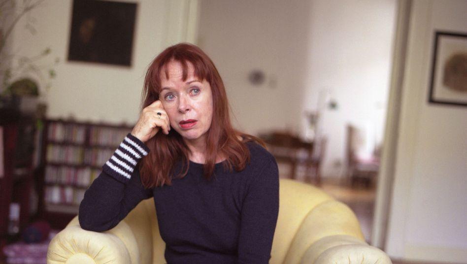 Jutta Lampe im Oktober 2004