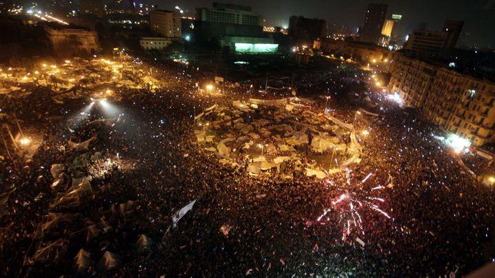 Ägypten: Autokrat a.D.