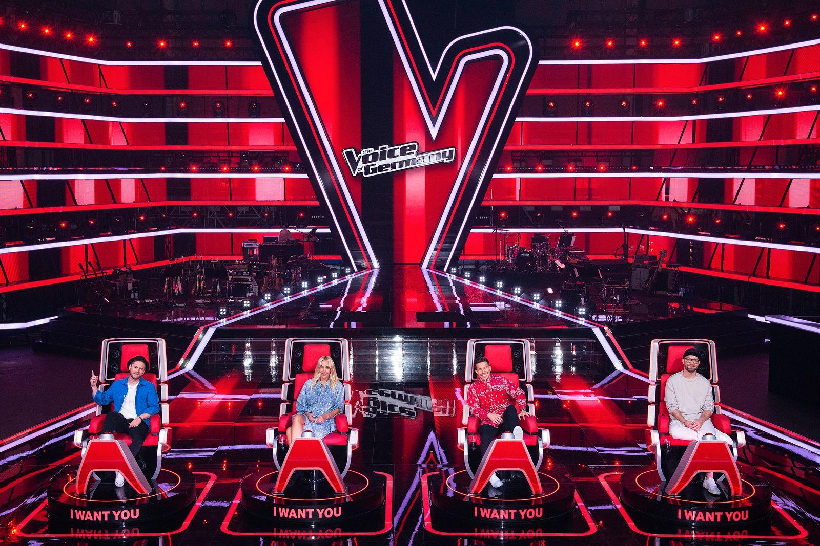 «Voice of Germany»-Premiere für Sarah Connor und Johannes Oerding