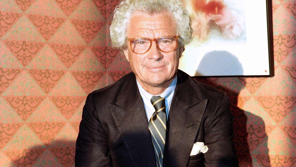 David Hamilton 1990 in Paris