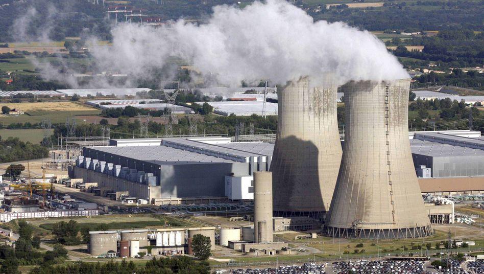 Französische Atomanlage Tricastin: Immer wieder Zwischenfälle