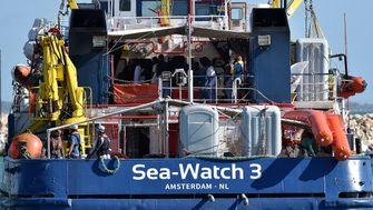 Sea-Watch rettet hundert Menschen vor der Küste Libyens