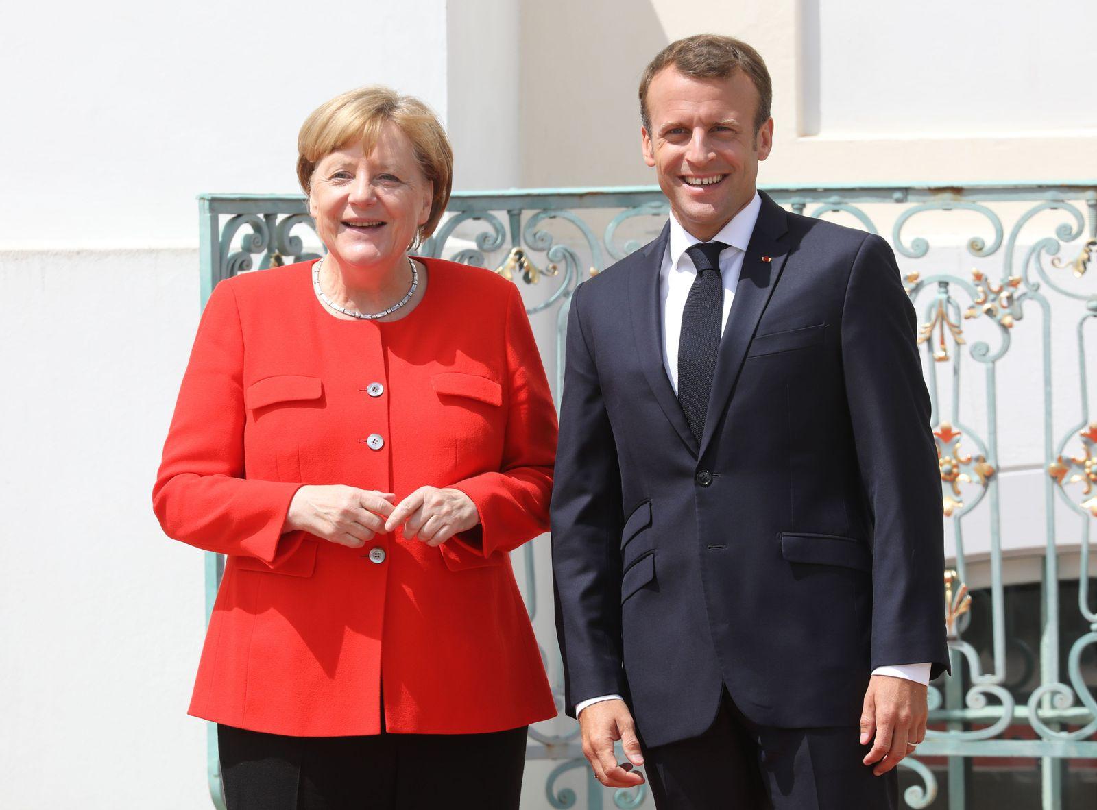 GERMANY-FRANCE-EU-POLITICS-MIGRANTS