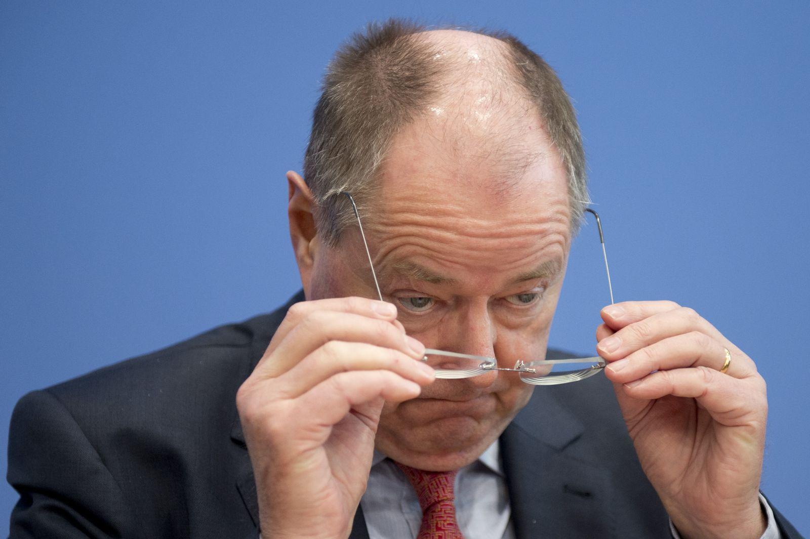 NICHT VERWENDEN Peer Steinbrück