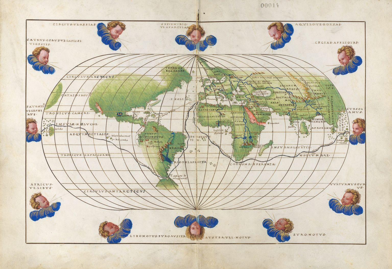 Weltumseglung Magellan