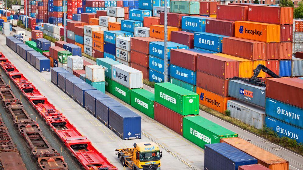 50 Jahre Containerschifffahrt nach Deutschland: Die Globalisierungskiste