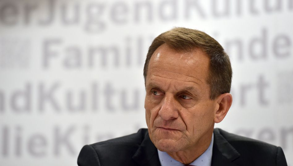 DOSB-Boss Alfons Hörmann