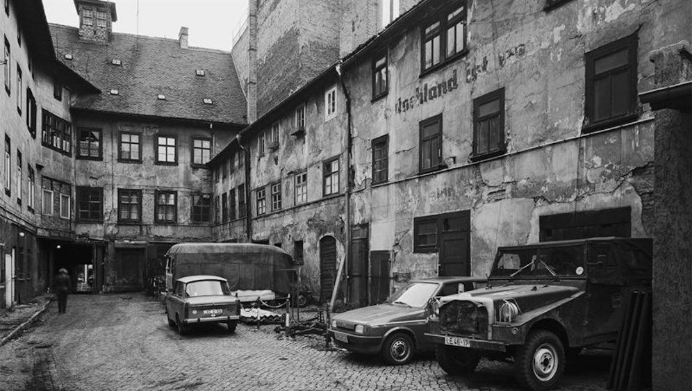 Photo Gallery: East Germany's Transformation