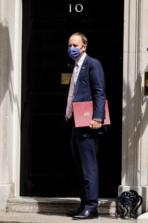 Der britische Gesundheitsminister Matt Hancock