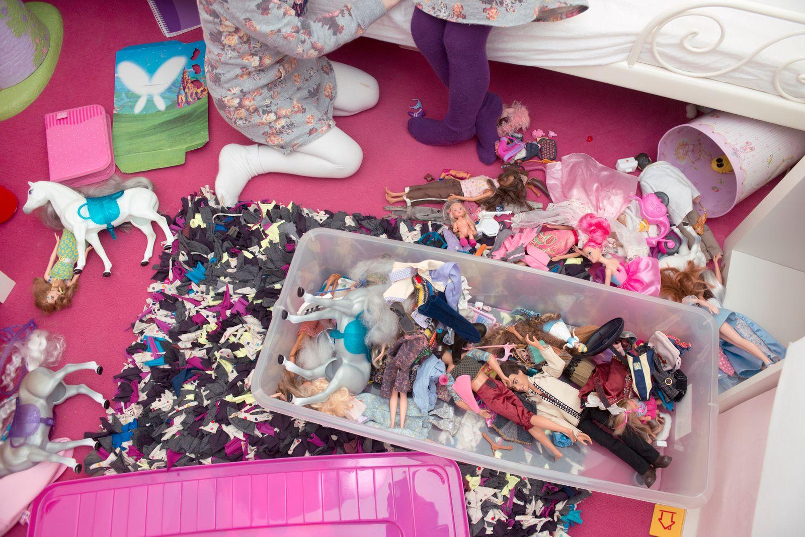 Mädchen-Spielzeug II