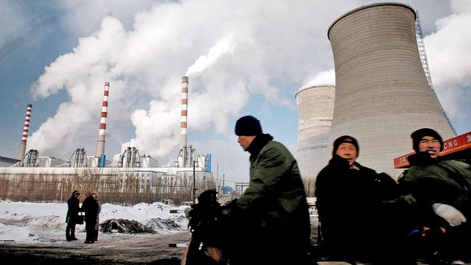 """Kraftwerk in China: Prinzip der """"gemeinsamen, aber differenzierten Verantwortung"""""""