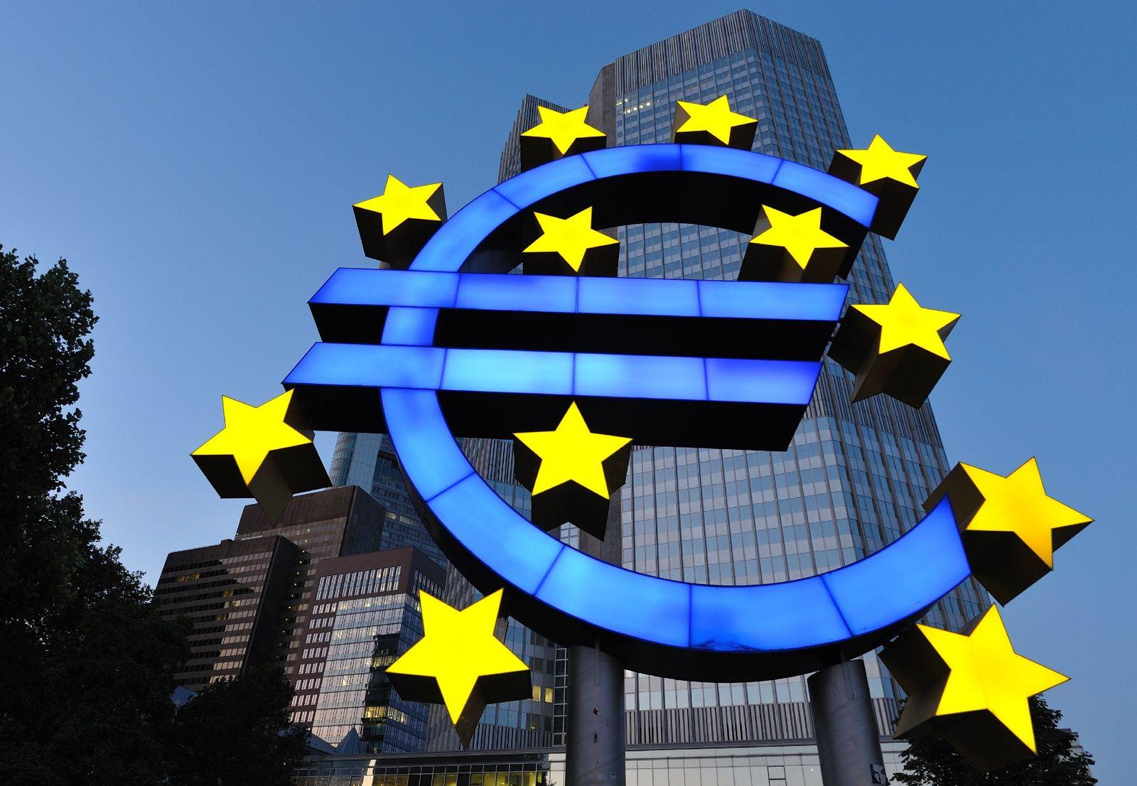 Leitzins in den 16 Euro-Ländern bleibt bei 1,0 Prozent