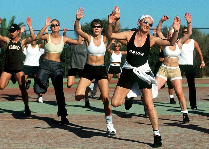 Freizeitsportlerinnen: Auch chronisch Kranke profitieren von dem psychischen Effekt