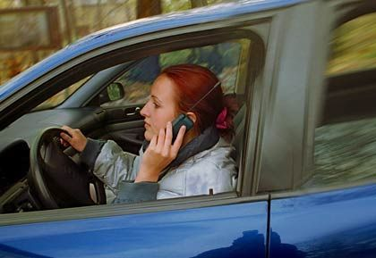 """""""Kann ich Sie zurückrufen? Mein Auto wird gerade zurückgerufen!"""""""