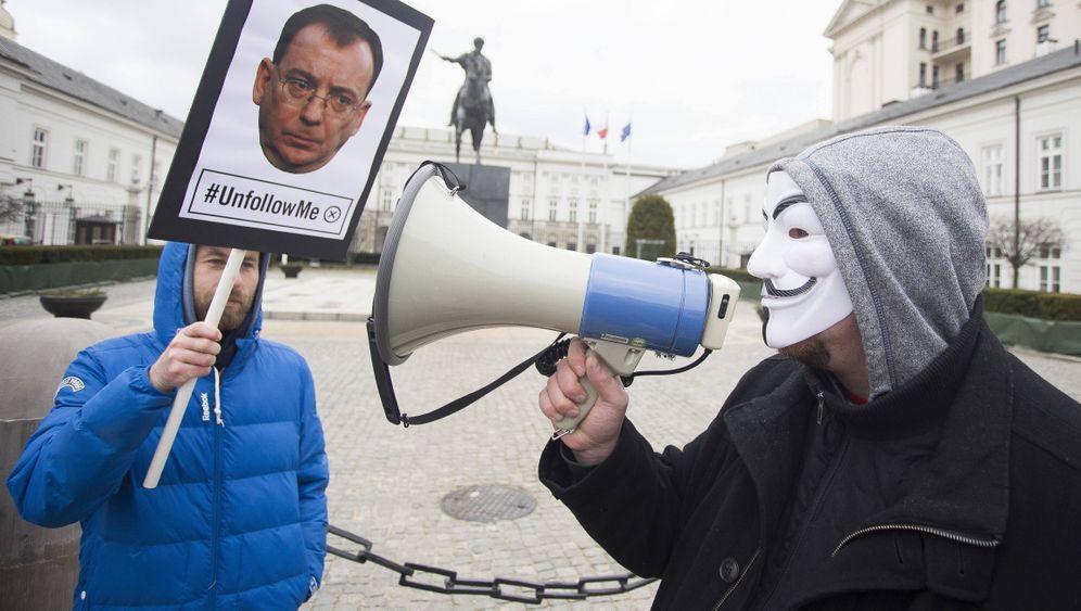Osteuropa plant neue Anti-Terror-Gesetze: Big Brother lässt grüßen