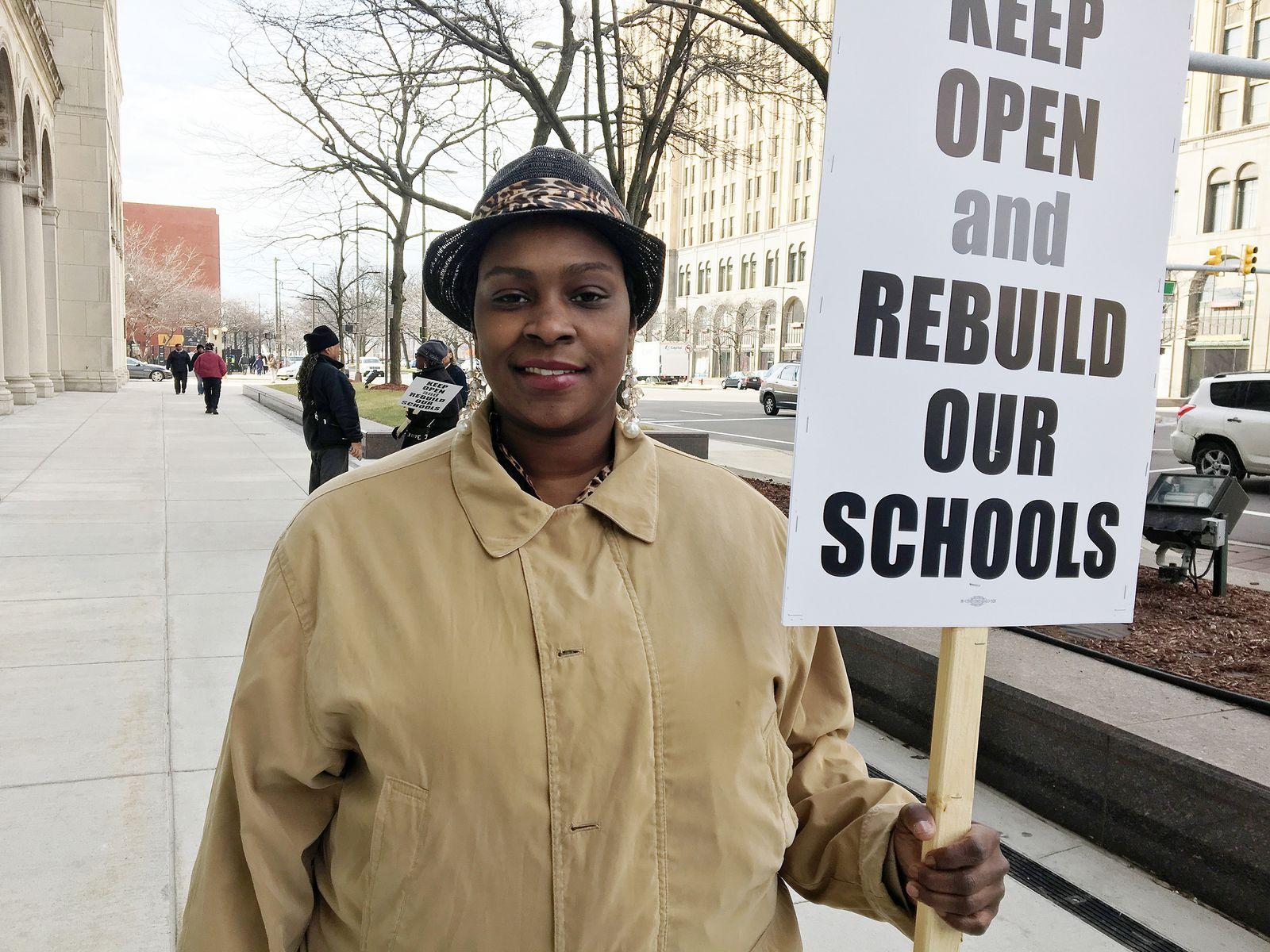 Detroit/ Öffentliche Schulen/ US-Bildungssystem