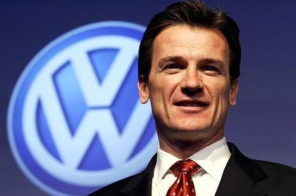 "VW-Markenchef Wolfgang Bernhard: ""Das Fenster fällt am 26. September zu"""