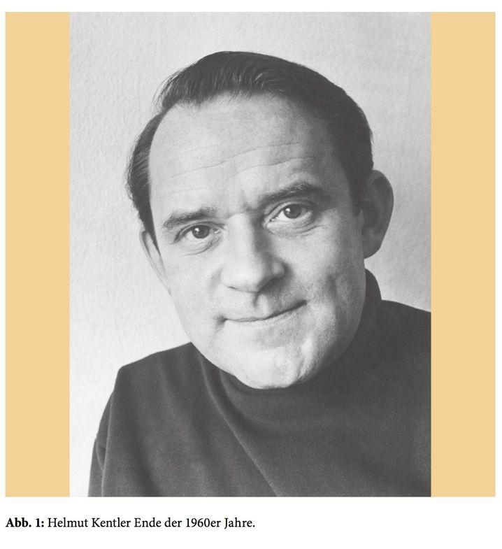 Projektleiter Kentler (um 1970)