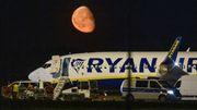 Ryanair-Maschine muss in Berlin zwischenlanden – Bundespolizei im Einsatz