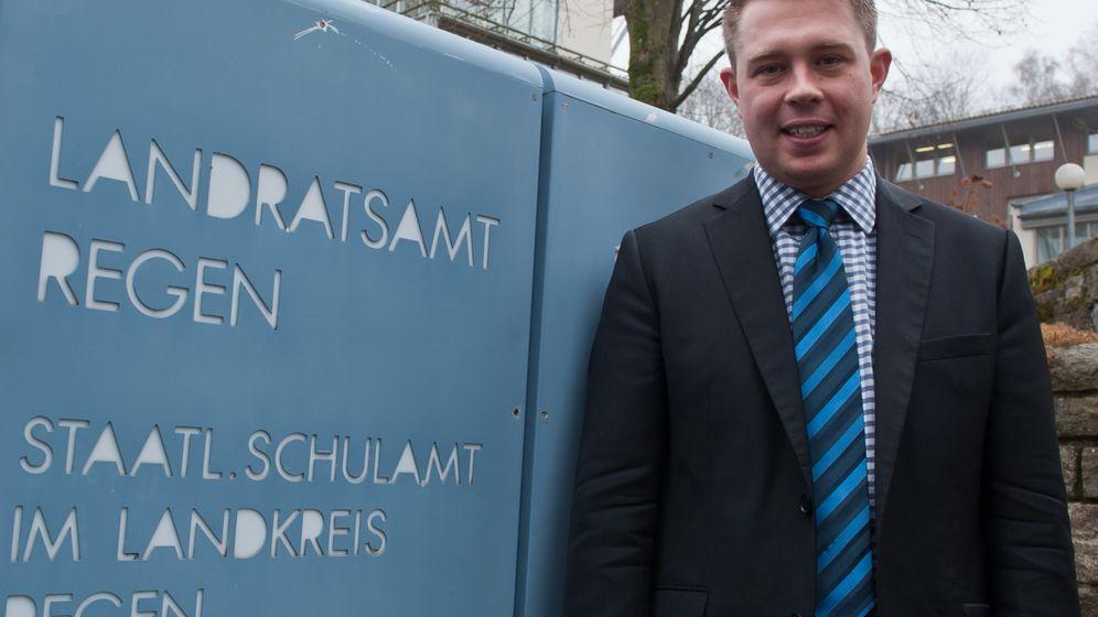 Michael Adam: Deutschlands jüngster Landrat