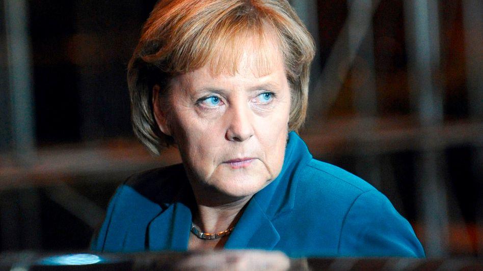"""Angela Merkel: Die Kanzlerin warnt vor """"politischem Basarhandel"""""""