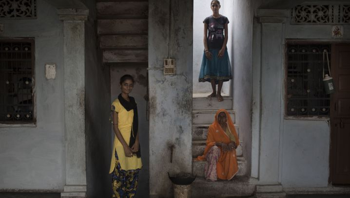 Photo Gallery: Rebelling Against Tradition in India