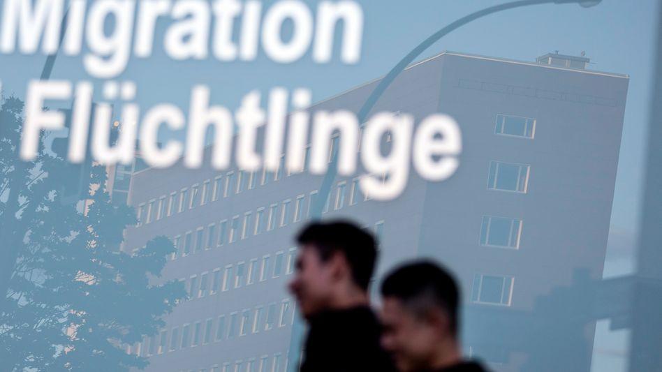 Berliner Bundesamt für Migration und Flüchtlinge