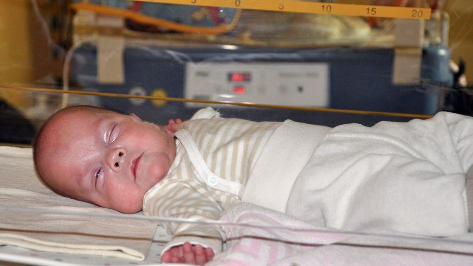 Frühchen Frieda: In der 21. Schwangerschaftswoche geboren