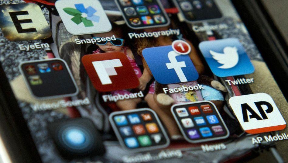 iPhone-Bildschirm: Apples App-Kontrolle umgangen