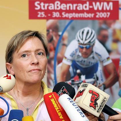 Stuttgarter Bürgermeisterin Eisenmann: Okay für die WM