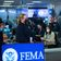 Hurrikan »Ida« mit maximalen Windgeschwindigkeiten über Louisiana