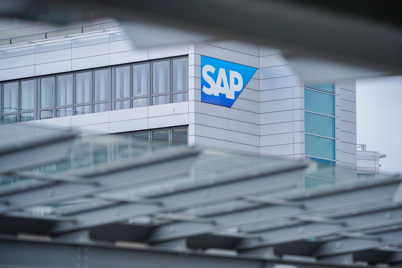 SAP Walldorf Logo