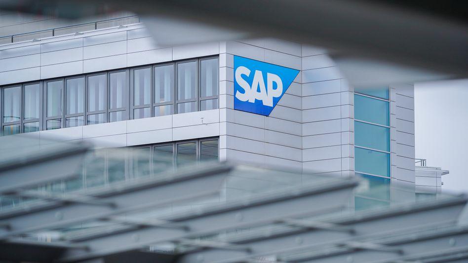 SAP-Zentrale in Walldorf: Investitionen in Cloud-Computing