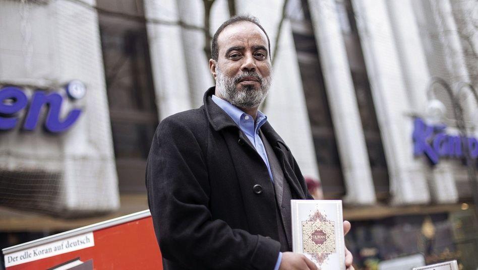Hassprediger Abou-Nagie: Nach außen harmlos