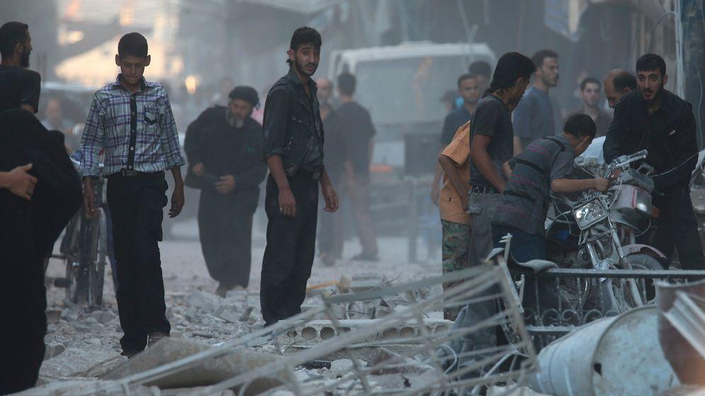 Syrien: Das Trauma des Krieges