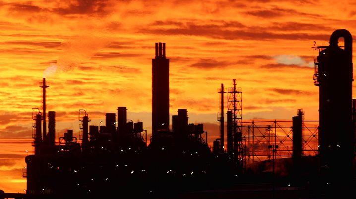 """Chemie-Werk BASF: Bedrohung für den """"industriellen Kern"""""""