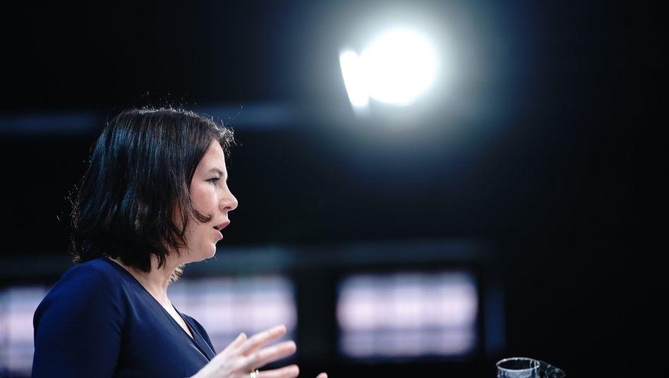 Grünenpolitikerin Baerbock