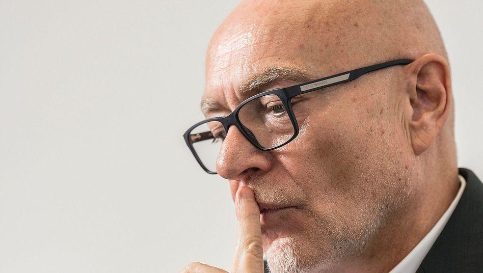 Staatsrechtsprofessor Udo Di Fabio